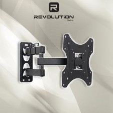 "Revolution Support Mural Mobile pour TV 14"" a 46"""