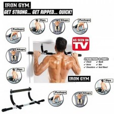 Barre Fixe Iron Gym Multifonctions