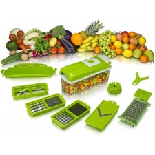 Nicer dicer coupe légumes multifonctions