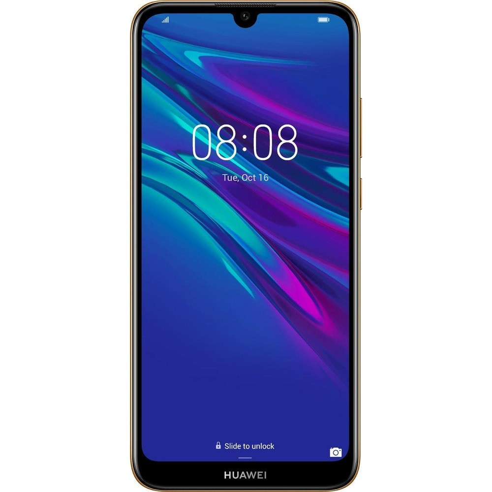 """Huawei Y6S 6"""" (2Go, 32Go) 13MP/8MP Android - Noir"""