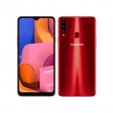 """Samsung Galaxy A20S 6.5"""" (32Go, 3Go) Android MP+8+5MP/8MP rouge"""